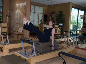 Paula Kalish - Teaser on the Reformer