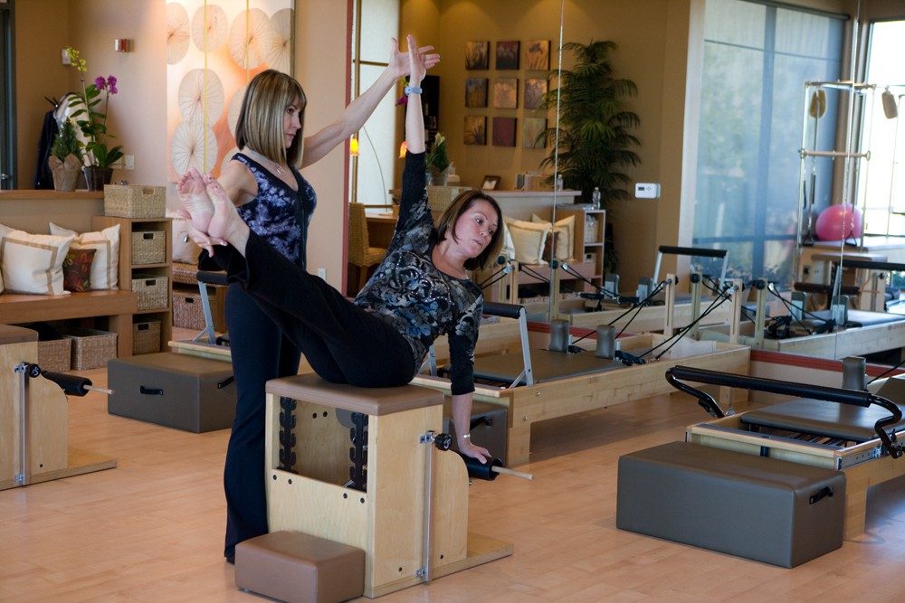 Pilates equipment - Wunda Chair